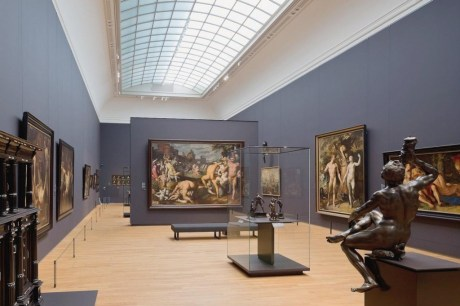 Rijksmuseum 460x306 Le Rijksmuseum dAmsterdam retrouve son faste dorigine