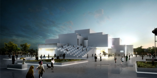 LEGO® Experience Center -Bjarke Ingels Group
