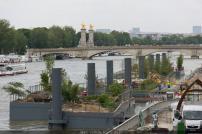 Les nouvelles berges de Seine Marc Verhille / Mairie de Paris