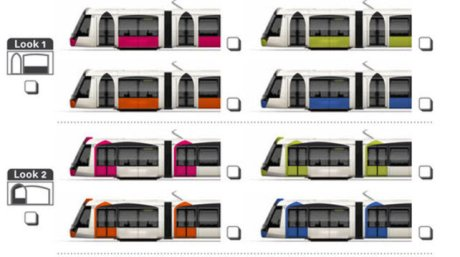 Tramway d'Avignon