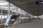 Le TGV chinois (source : huffingtonpost.fr)