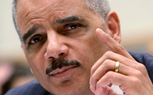 Attorney General Eric Holder testifies before a House Judiciary Committee in Washington