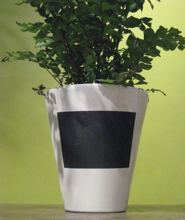 chalkboard_planter