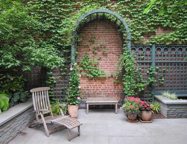 Garden Voyeur Inside New York City Private Gardens Urban