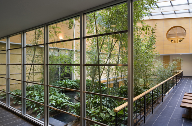 Japan House Preserving An Historic Manhattan Bento Box With Garden Urban Gardens