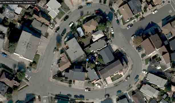 Heart-shaped-neighborhood-in-San-Bruno-California
