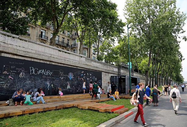 blackborad-on-les-berges-paris