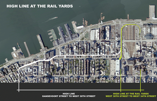 new-york-city-high-line-at-the-rail-yards-nyc-location-map