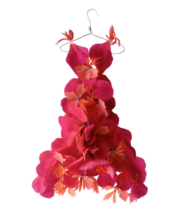 horticouture-dress-sandra-alcorn-geranium-petals