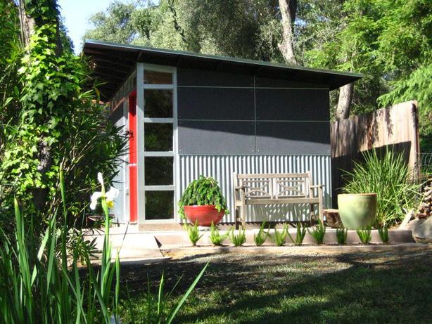 studio-shed-red-door-vertical-windows