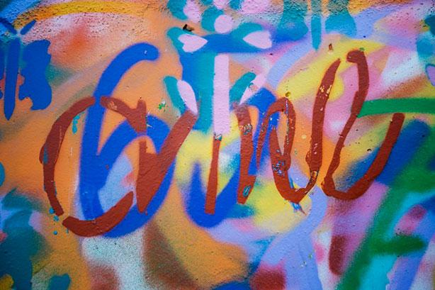 Grandparent Graffiti Artists