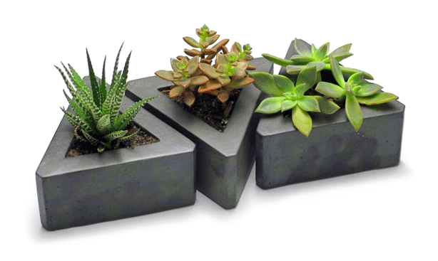 rough_fusion_concrete_triangle_pots_urbangardensweb