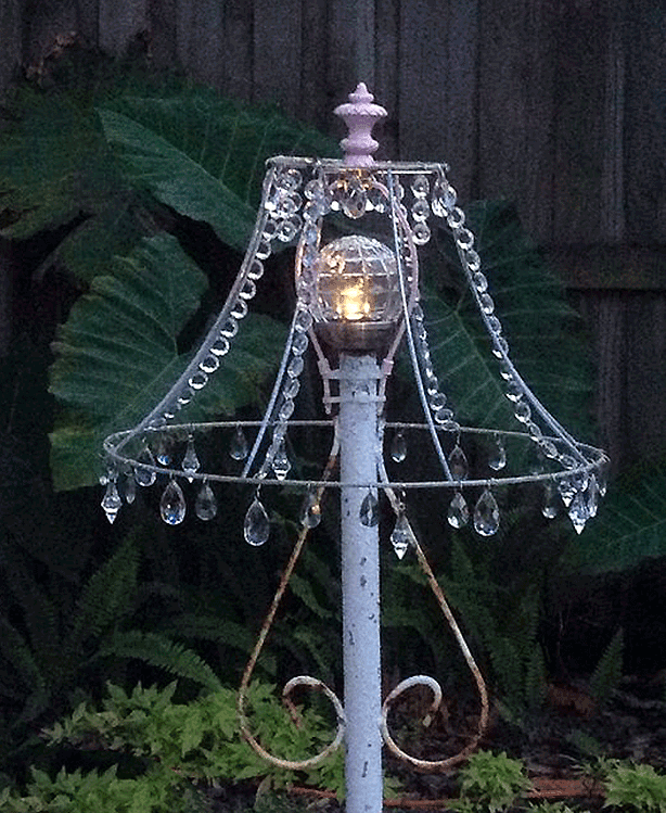 Outdoor Lighting Ideas Solar: Cool Sustainable And Stylish DIY Ideas For Outdoor Solar
