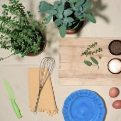 urbanjunglebloggers, kitchen greens