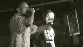 """T.I. Joins Translee On Stage to Perform """"Lost in the Sauce"""" #HustleGang"""
