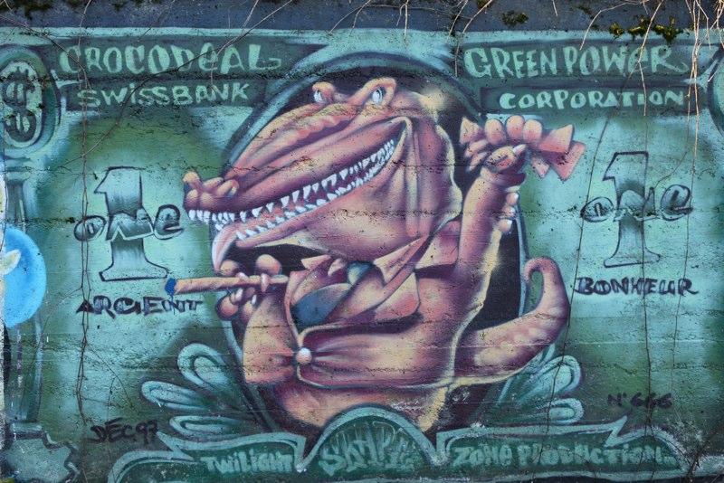 CROCO BANK 2