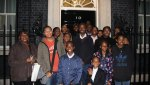 Urban Synergy Mentees enjoyed a visit to No 10 Downing Street on Wednesday 28th October