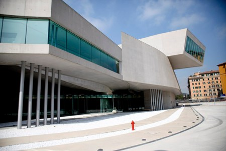 The new museum of MAXXI