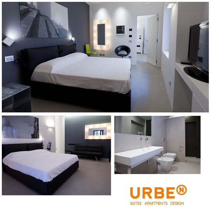 Urben design hotel roma urben design suites in rome for Design hotel roma