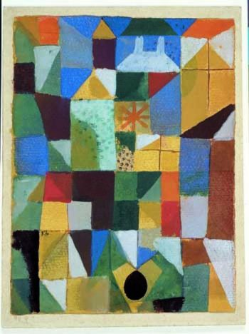 Paul Klee, mostra a roma 2012
