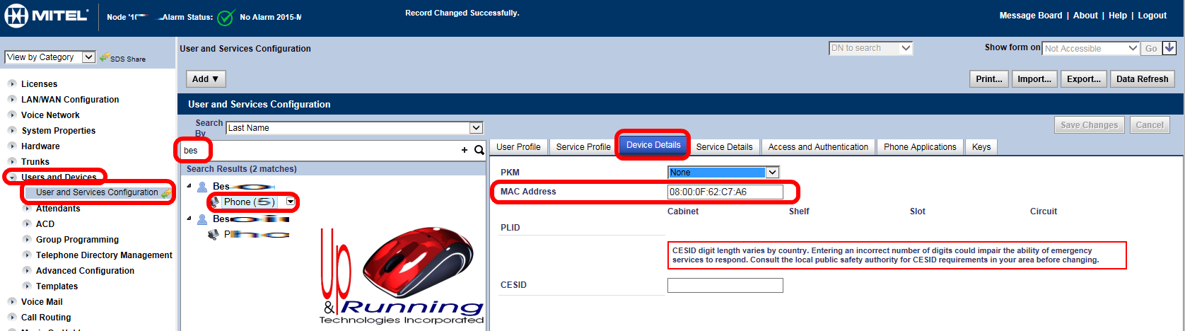 how to find ip address of cell phone number