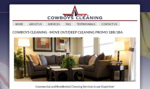 Cowboys Cleaning Dallas Fort Worth TX