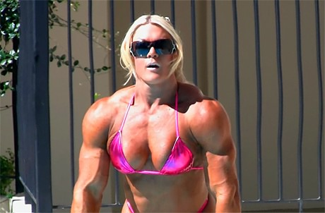 female muscle morphs on deviantart