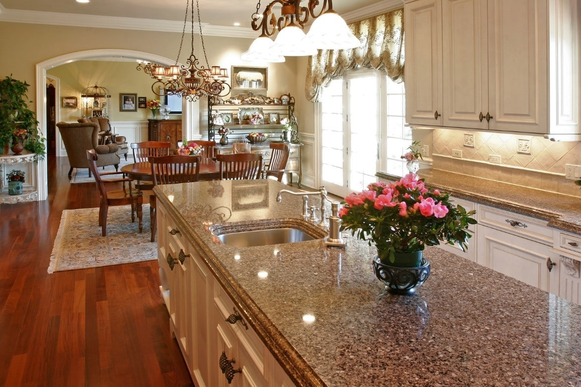 Gallant Installing Granite Counters Backsplash Omaha Does Thickness Really Matter How To Install Granite Counters Yourself Video How To Install Granite Counters houzz 01 How To Install Granite Countertops