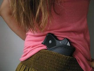 clipless IWB holster