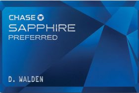 """""""Limited-time 50k offer"""" Chase Sapphire Preferred (CSP)-absolute core"""