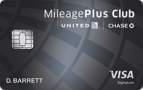 Chase credit cards United Club-high-end travel + consumer