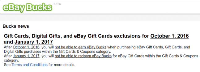 【9/29更新:Ebucks负面改动】Ebay 省钱和赚钱指南