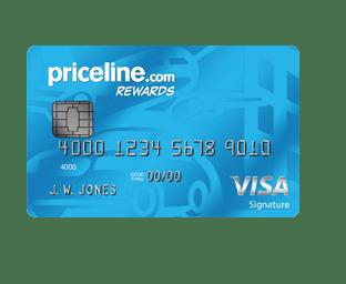 Priceline.com Rewards Visa Card - 特价酒店爱好者的福音