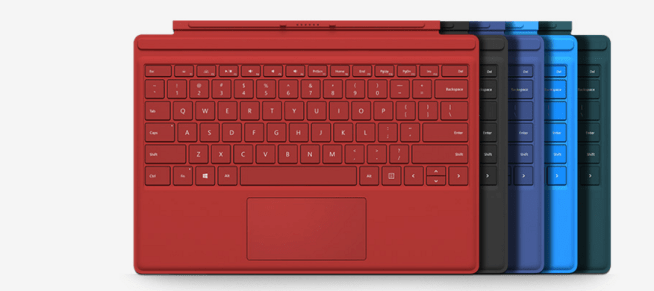 Surface用のキーボード