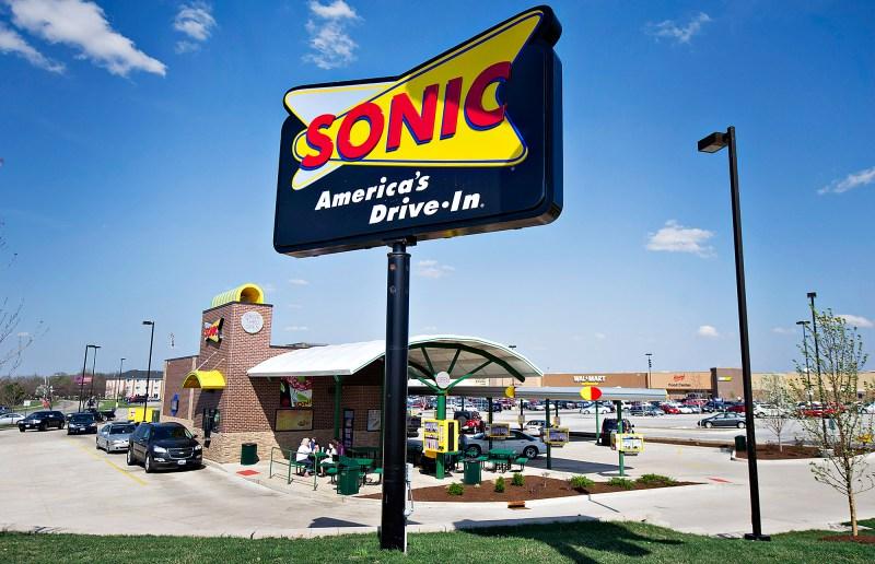 Large Of Sonic Slush Flavors