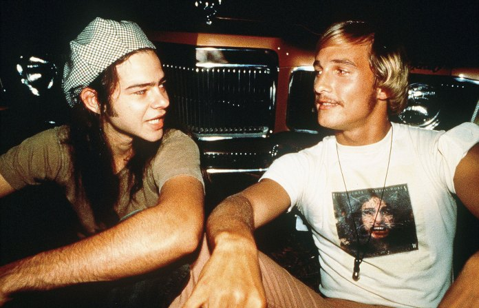Rory Cochrane, Matthew McConaughey Dazed and Confused
