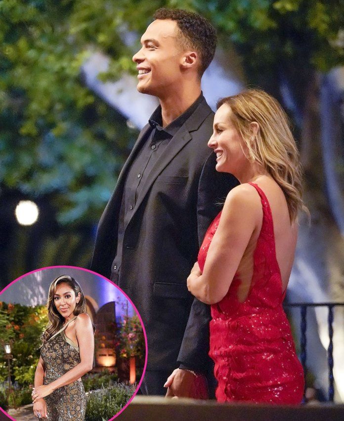 Bachelorette Clare Crawley Dale Moss Reveal Unseen Moment They Fell Love