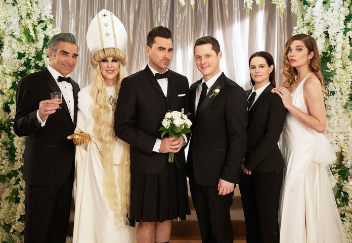 Eugene Levy Says 'Schitt's Creek' Movie Hasn't Been 'Ruled Out'