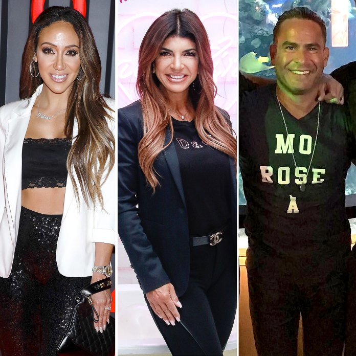Melissa Gorga Gives Update Teresa Giudice New Relationship Luis Ruelas