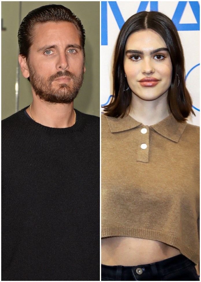 Scott Disick, Amelia Hamlin Have Dinner Together After Halloween Date