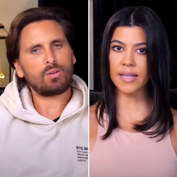 Scott Tells Kourtney About Going Rehab Amid COVID-19 KUWTK Teaser