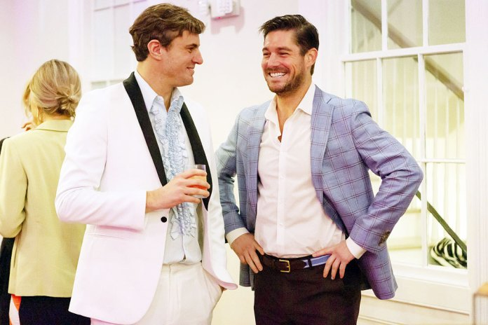 Shep Rose and Craig Conover on Southern Charm Austen Kroll Says Its Tough When Shep Rose and Craig Conover Question His Relationship With Madison LeCroy