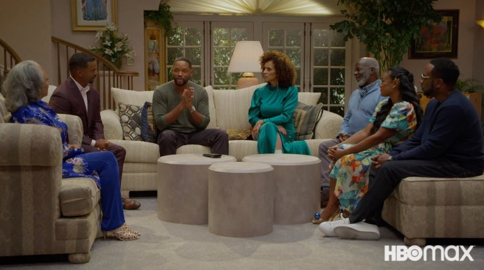 Will Smith Shares 1st Look at Fresh Prince of Bel-Air Reunion in New Trailer 1