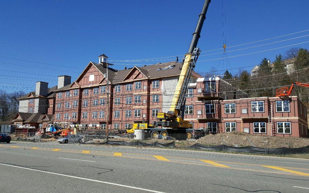 Housing Authority Turns to Modular Builder