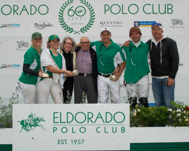 Carlton and Keleen Beal Cup winners Luna Polo.