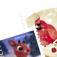 FREE USPS Holiday Mailing Boxes