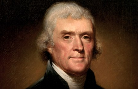 Jefferson's Wall of Separation Revisited