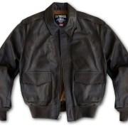 horsehide leather jacket