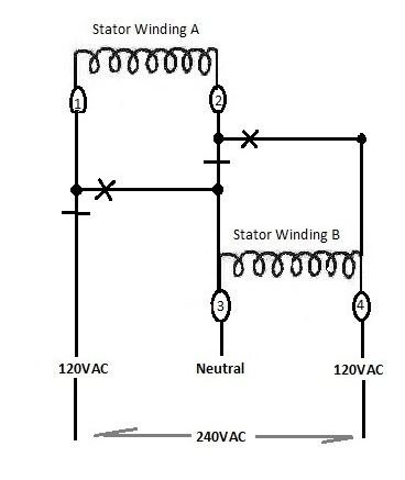 Synchronous Generator Basics, Simple Guide to rewire your