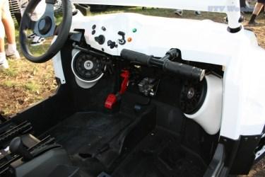 Polaris RZR 170 with Audio System